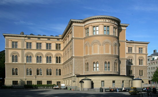 Norra Latin senior high school, Stockholm
