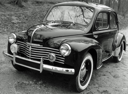 Renault 4CV from 1946