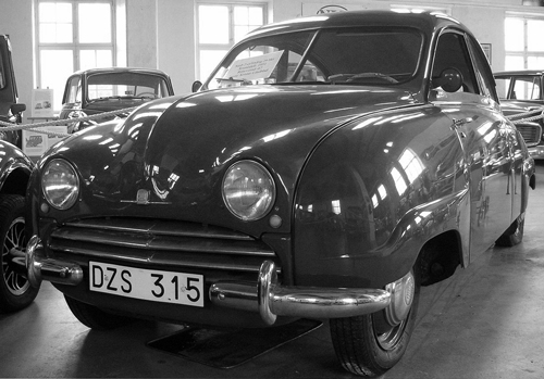 Saab 92 from 1949