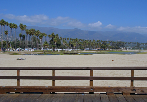 Santa Barbara West Beach