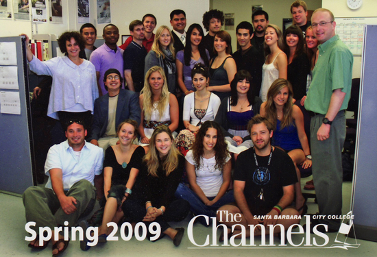 The Channnels newspaper lab spring 2009