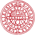 Uppsala University official seal